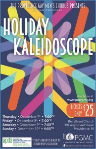 Holiday Kaleidoscope